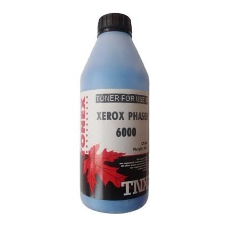 ТОНЕР XEROX PHASER 6500, ФЛАКОН, 40 Г, СИНИЙ, TONEX