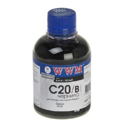 ЧЕРНИЛА CANON BC-20, (200 ГР, C20), WWM