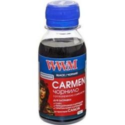 ЧЕРНИЛА CANON CARMEN, ЧЕРНЫЕ, (100 ГР, CU/B-2), WWM