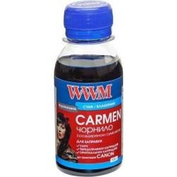 ЧЕРНИЛА CANON CARMEN, СИНИЕ, (100 ГР, CU/C-2), WWM