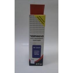 ЧЕРНИЛА HP C6657 КРАСНЫЙ, (1X27МЛ, В.М.)