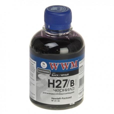 ЧЕРНИЛА HP C8727A/C6656A, (200 ГР, H27), WWM