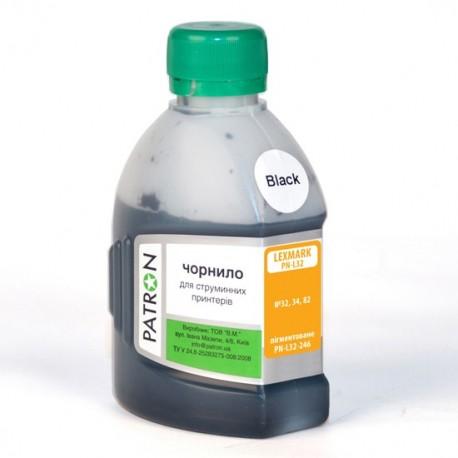 ЧЕРНИЛА LEXMARK 18C0032, (180 ГР, ПИГМЕНТ., PN-L32-246, PATRON)