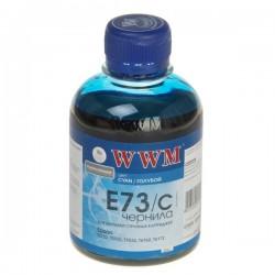 ЧЕРНИЛА EPSON ST. CX3700/T26/TX106, СИНИЕ, (200 ГР, E73/C), WWM
