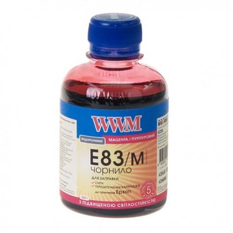 ЧЕРНИЛА EPSON ST. PHOTO R270/P50/T50, КРАСНЫЕ, (200 ГР, E83/M), WWM