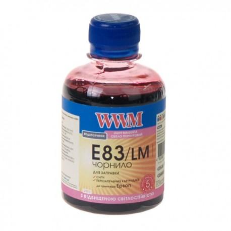 ЧЕРНИЛА EPSON ST. PHOTO R270/P50/T50, СВ. КРАСНЫЕ, (200 ГР, E83/LM), WWM