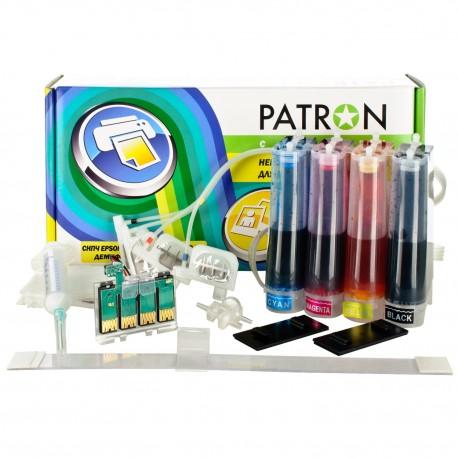 СНПЧ EPSON XP203, (PATRON)