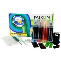 СНПЧ CANON PIXMA MP240, (PATRON)