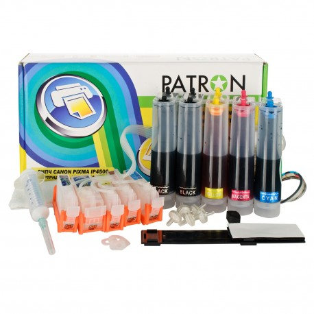 СНПЧ CANON PIXMA IP4200, (PATRON)