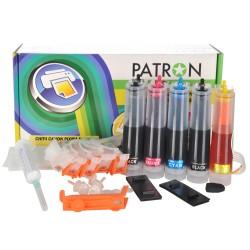 СНПЧ CANON PIXMA IP4600, (PATRON)