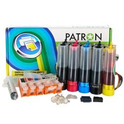 СНПЧ CANON PIXMA IP4940, PATRON