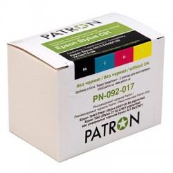КОМПЛЕКТ КАРТРИДЖЕЙ EPSON ST. C91, PN-092-017 (4 ШТ ПЕРЕЗАПРАВЛЯЕМЫХ), PATRON