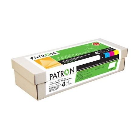 КОМПЛЕКТ КАРТРИДЖЕЙ EPSON ST. TX200, PN-073-037 (4 ШТ ПЕРЕЗАПРАВЛЯЕМЫХ), PATRON