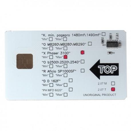 ЧИП (SMART-CARD) Д/КАРТРИДЖА XEROX PHASER 3100