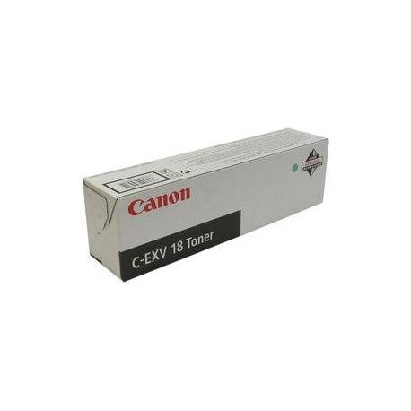 ТОНЕР-КАРТРИДЖ CANON IR-1018, C-EXV18, (0386B002)