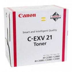 ТОНЕР-КАРТРИДЖ CANON IR-C2880, C-EXV21, КРАСНЫЙ, (0454B002)