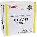 ТОНЕР-КАРТРИДЖ CANON IR-C2880, C-EXV21, ЖЕЛТЫЙ, (0455B002)