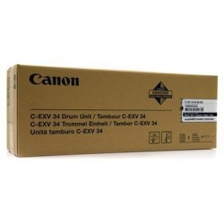 DRUM UNIT CANON IR-C2020, C-EXV34, ЧЕРНЫЙ