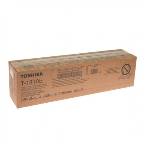 ТОНЕР-КАРТРИДЖ TOSHIBA E-STUDIO 181, (T-1810E)
