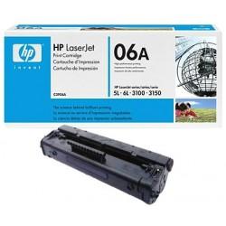 КАРТРИДЖ HP LJ 5L, (C3906A/06A)