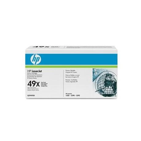 КАРТРИДЖ HP LJ 1320, (Q5949XD/49X, 2ХQ5949X)