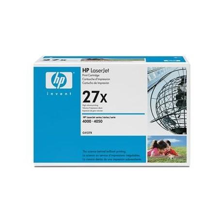 КАРТРИДЖ HP LJ 4000, (C4127X/27X) (MAX)