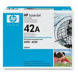 КАРТРИДЖ HP LJ 4250, (Q5942A/42A)