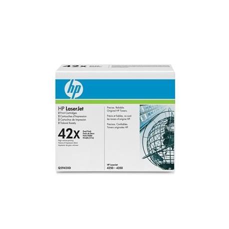 КАРТРИДЖ HP LJ 4250, (Q5942XD/42X, 2ХQ5942X)