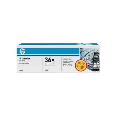 КАРТРИДЖ HP LJ P1505, (CB436A/36A)
