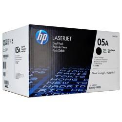 КАРТРИДЖ HP LJ P2055, (CE505D/05A, 2ХCE505A)