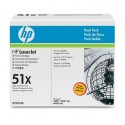 КАРТРИДЖ HP LJ P3005, (Q7551XD/51X, 2ХQ7551X) (MAX)