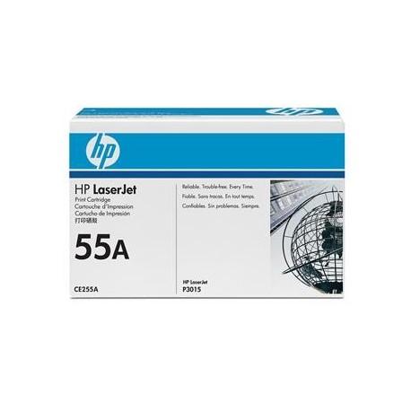 КАРТРИДЖ HP LJ P3015, (CE255A/55A)