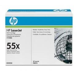 КАРТРИДЖ HP LJ P3015, (CE255X/55X), (MAX)