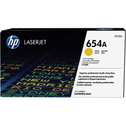 КАРТРИДЖ HP LJ M651, (CF332A/654A), ЖЕЛТЫЙ