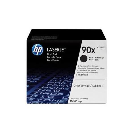 КАРТРИДЖ HP LJ M4555, (CE390XD/90X, 2ХCE390X) (MAX)