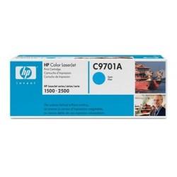 КАРТРИДЖ HP CLJ 2500, (C9701A/121A), СИНИЙ