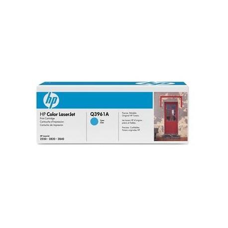 КАРТРИДЖ HP CLJ 2550, (Q3961A/122A) (MAX), СИНИЙ