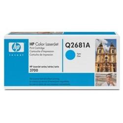 КАРТРИДЖ HP CLJ 3700, (Q2681A/311A), СИНИЙ