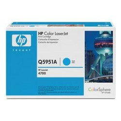 КАРТРИДЖ HP CLJ 4700, (Q5951A/643A), СИНИЙ