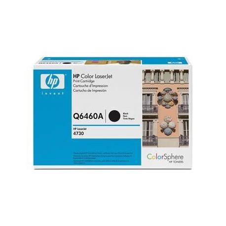 КАРТРИДЖ HP CLJ 4730, (Q6460A/644A), ЧЕРНЫЙ