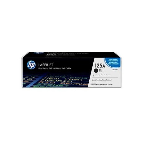 КАРТРИДЖ HP CLJ CP1215, (CB540AD/125A, 2ХCB540A)