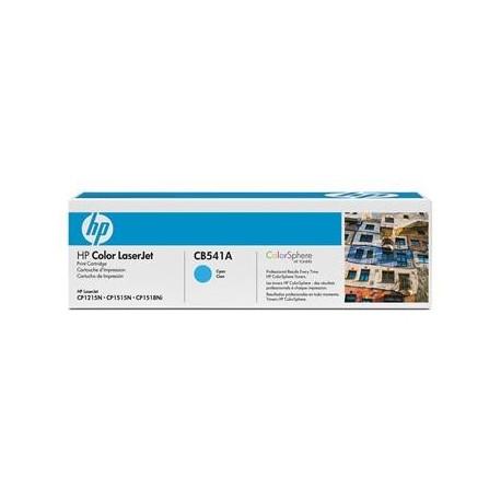 КАРТРИДЖ HP CLJ CP1215, (CB541A/125A), СИНИЙ
