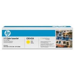 КАРТРИДЖ HP CLJ CP1215, (CB542A/125A), ЖЕЛТЫЙ
