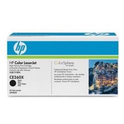 КАРТРИДЖ HP CLJ CP4525, (CE260X/649X) (MAX), ЧЕРНЫЙ