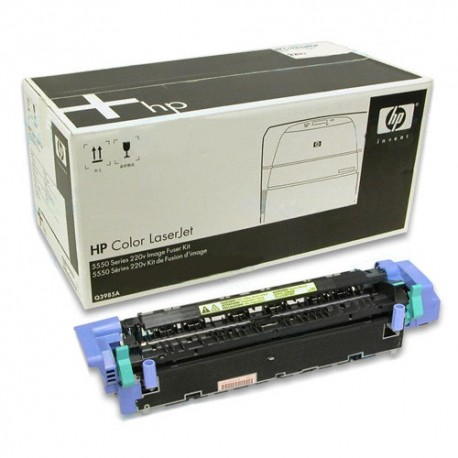 FUSER-KIT HP CLJ 5550, (Q3985A), 220 В