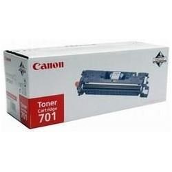 КАРТРИДЖ CANON LBP-5200, (CARTRIDGE 701), СИНИЙ