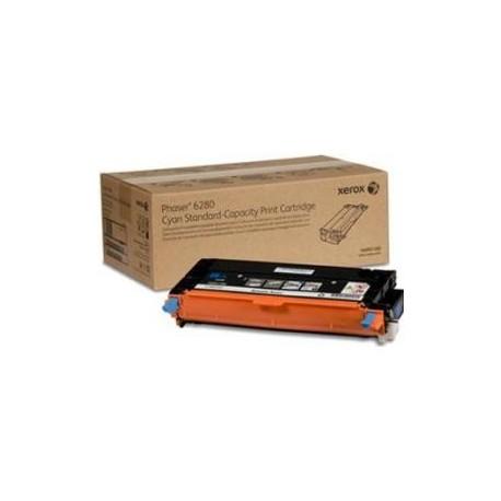 ТОНЕР-КАРТРИДЖ XEROX PHASER 6280, (106R01400), СИНИЙ, (MAX)