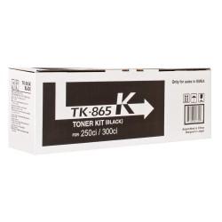 ТОНЕР-КАРТРИДЖ MITA TASKALFA 250, (TK-865K), ЧЕРНЫЙ