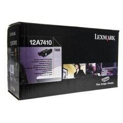 КАРТРИДЖ LEXMARK T420, (12A7410, STANDARD)