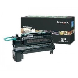КАРТРИДЖ LEXMARK X792, (X792X1YG, EXTRA HIGH YIELD), ЖЕЛТЫЙ